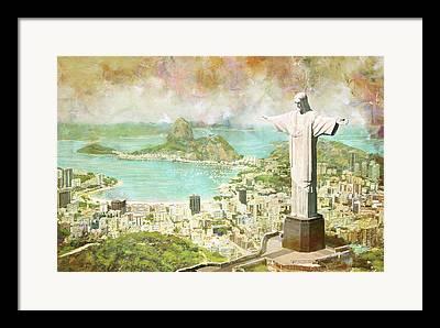 Sao Miguel Framed Prints