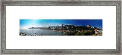 Rio De Janeiro Framed Print by Nicklas Gustafsson