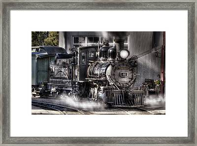 Rio Grande Southern 41 Framed Print by Ken Smith