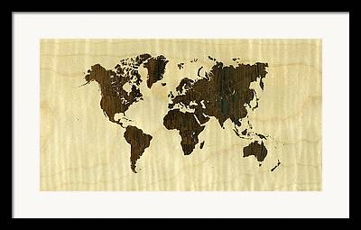 Finer World Framed Prints