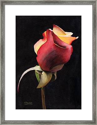 Rio Samba Revisited Framed Print by Ken Powers