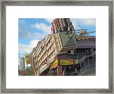 Ripley Museum Framed Print by Barbara McDevitt