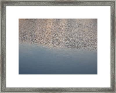 Framed Print featuring the photograph Ripples by Laurie Stewart
