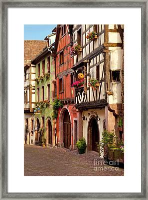 Riquewihr Framed Print by Brian Jannsen