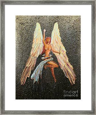 Rise Above Framed Print by James Pizzimenti
