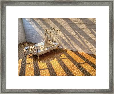 Framed Print featuring the photograph Rise And Shine by Paul Wear