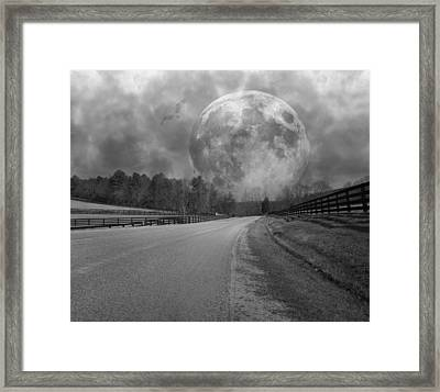 Rise To The Occasion  Framed Print