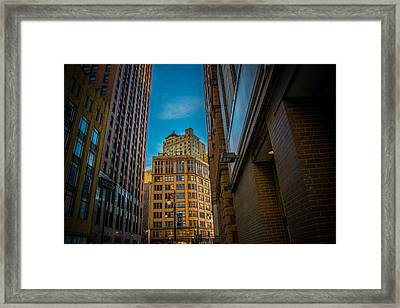 Rising Above Framed Print