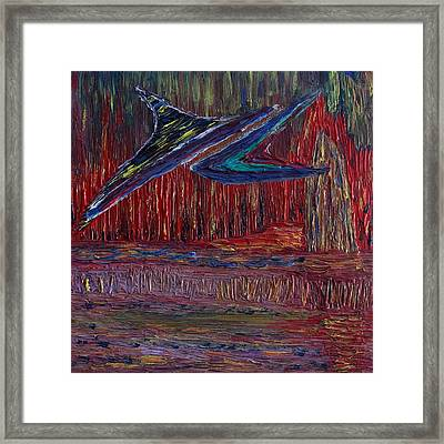 Rising After Fall Framed Print by Vadim Levin
