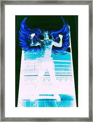 Rising Angel Framed Print