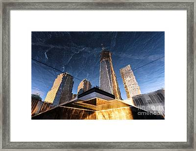 Rising Up Framed Print