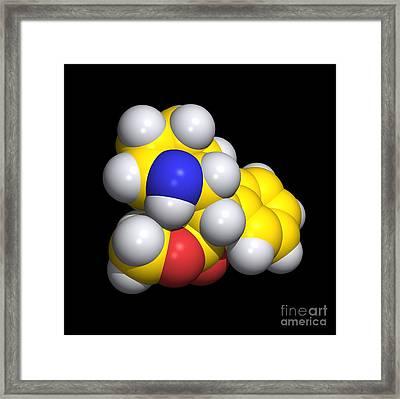 Ritalin Framed Print