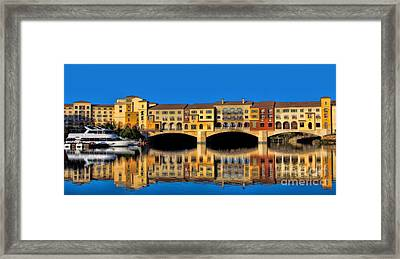 Ritzy Framed Print by Tammy Espino
