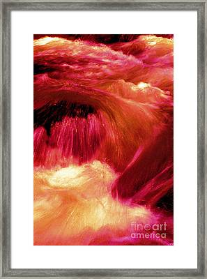 River From Hell Framed Print