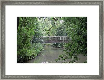 River Great Ouse Framed Print