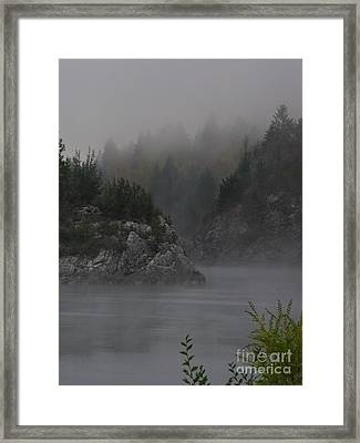 River Island Framed Print