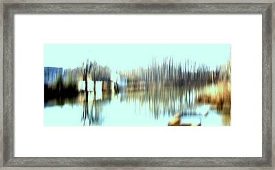 River Mill 2 Framed Print