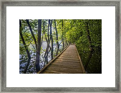 River Of Souls Framed Print