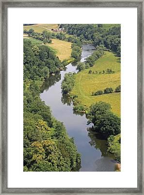 River Wye Framed Print