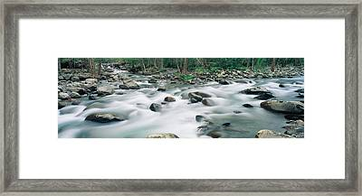 Riverstream, Tennessee Framed Print by Panoramic Images