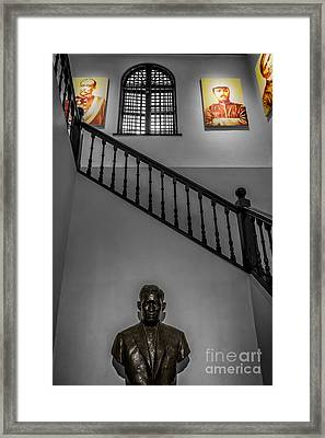 Rizal Shrine Framed Print by Adrian Evans