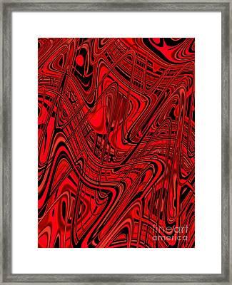 RnB Framed Print by John Edwards