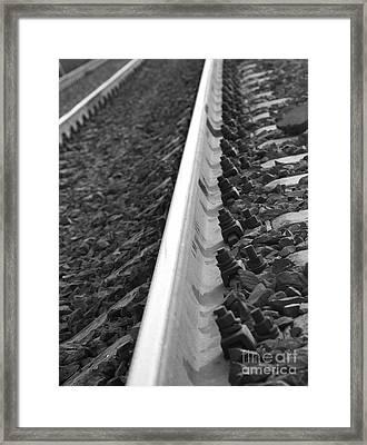 Road Ahead Framed Print