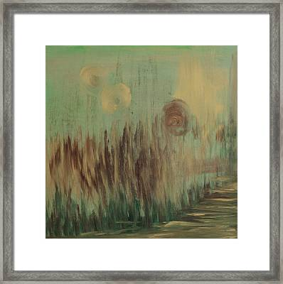 Road Framed Print by Joanna Aktas