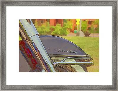 Road King Framed Print by J Michael Nettik