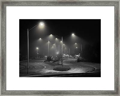 Road To Enlightenment Framed Print