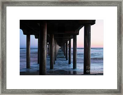Road To Heaven Framed Print