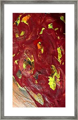 Road To Hypothetical Success Framed Print by Paula Andrea Pyle