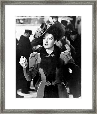 Road To Utopia, Dorothy Lamour, 1946 Framed Print by Everett