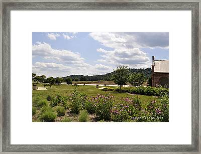 Framed Print featuring the photograph Road Trip 2012 #2 by Verana Stark