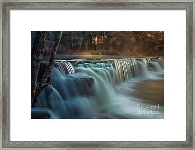 Road Trip Framed Print by Larry McMahon