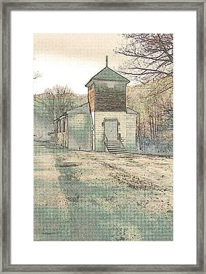 Roadside Framed Print by Steve Godleski