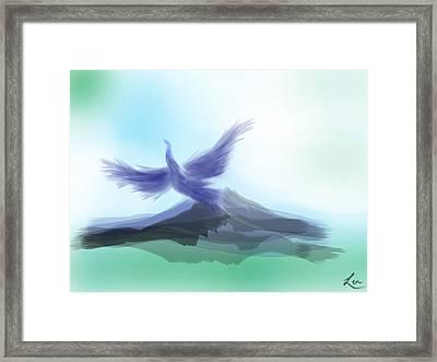 Roam Framed Print by Len YewHeng