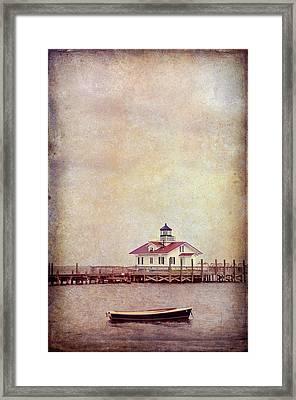 Roanoke Marsh Framed Print