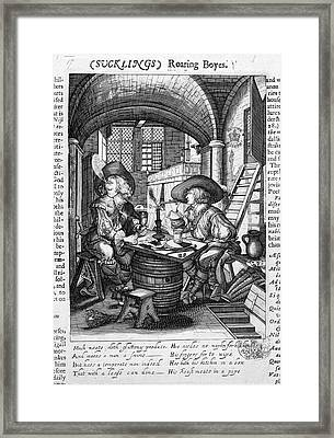 Roaring Boyes Framed Print by British Library