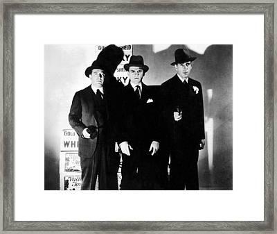 Roaring Twenties, 1939 Framed Print by Granger