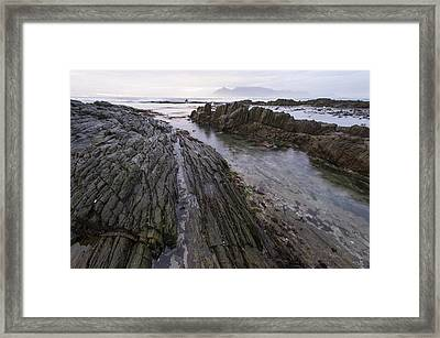 Robben Island, South Africa Framed Print by Science Photo Library