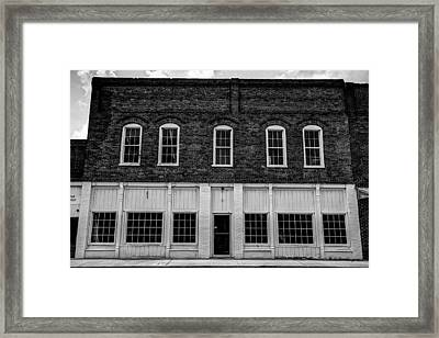 Robbie's Furniture Store Framed Print by Bill Cantey