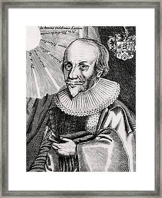 Robert Fludd Framed Print by Universal History Archive/uig