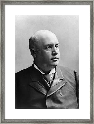 Robert Green Ingersoll (1833-1899) Framed Print