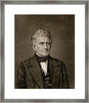 Robert Hare Framed Print