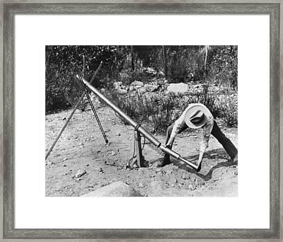 Robert Hutchings Goddard (1882-1945) Framed Print