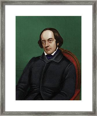 Robert Kane Framed Print by Maria Platt-evans