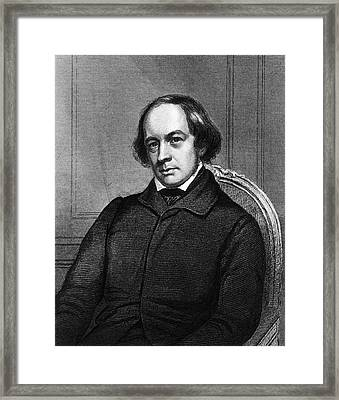 Robert Kane Framed Print by National Library Of Medicine