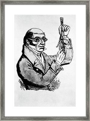 Robert Knox Framed Print