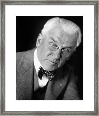 Robert Millikan Framed Print
